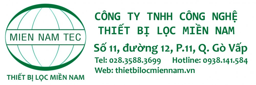 Công ty TNHH Công Nghệ Thiết Bị Lọc Miền Nam.